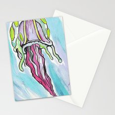 Jelly Fish #2 Stationery Cards