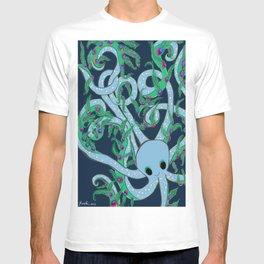 Peacoctopus T-shirt