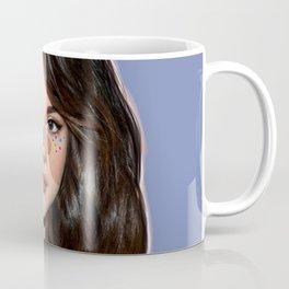 Kawaii moon girl Coffee Mug