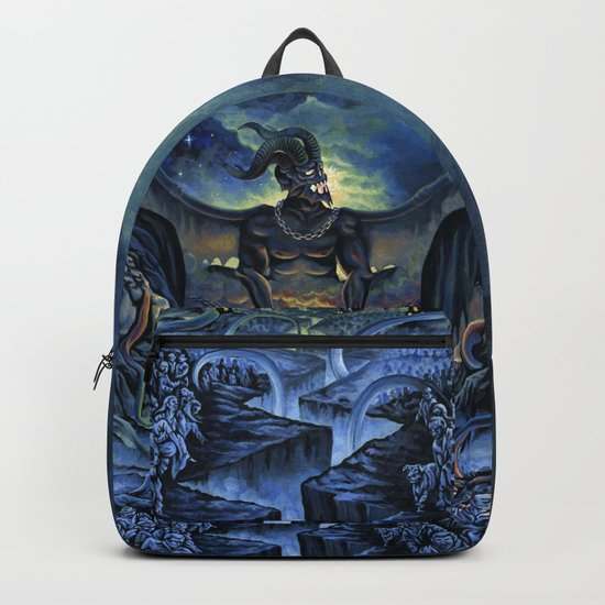Typhon Monster Backpack