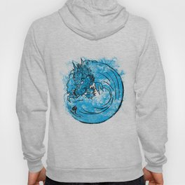 Dragon Waves Hoody