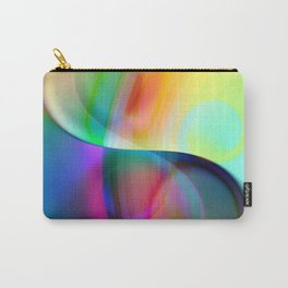 color whirl -30- Carry-All Pouch
