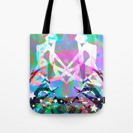 Sailor Paradise Tote Bag