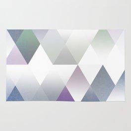Silver Triangels N.2 Rug