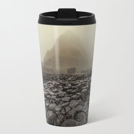 The land of mountains and stones Travel Mug