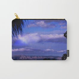 SUNDOWN IN PALM SPRINGS Carry-All Pouch