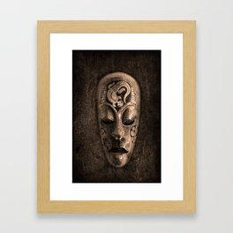 Imani African Art  Framed Art Print
