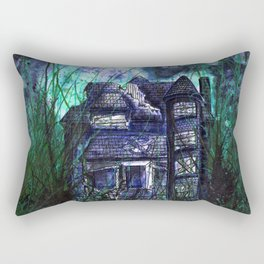 The Haunt Rectangular Pillow