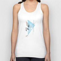 kandinsky Tank Tops featuring Everything Starts with a Dot by Amy Newhouse
