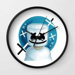 marshmello Wall Clock