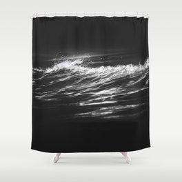 Battle cry Shower Curtain