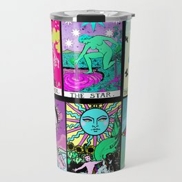 Tarot Major Arcana Travel Mug