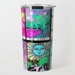 Tarot Major Arcana Travel Mug