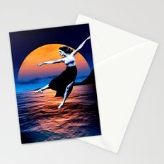 Shadow Dancer - setting Stationery Cards