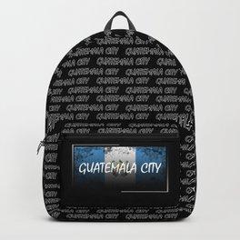 Guatemala City Backpack