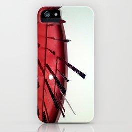 Ceiling Art iPhone Case
