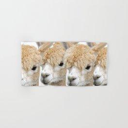 Alpaca Line Up Hand & Bath Towel