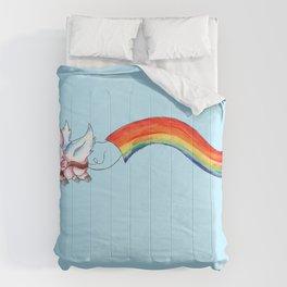 Rainbow Bringer Comforters