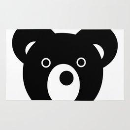 Bear Faced Rug
