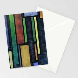 Craftsman Night Stationery Cards
