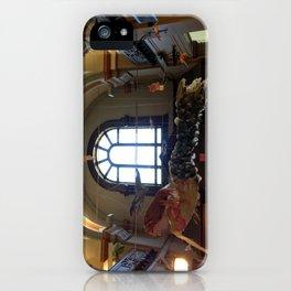 Air-obics iPhone Case