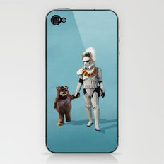 Star Wars Buddies iPhone & iPod Skin