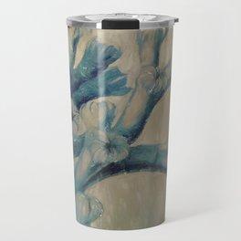 Blue Coral Travel Mug