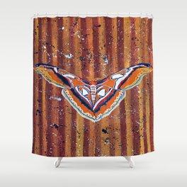 Atlas Shower Curtain