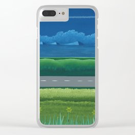 Get Your Shit Together, Nature Clear iPhone Case