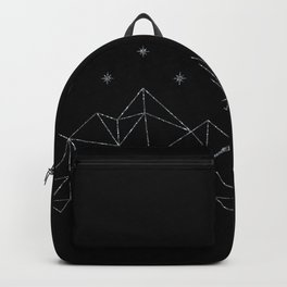 The Night Court insignia from A Court of Frost and Starlight Backpack