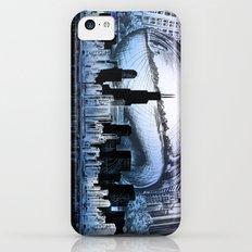 chicago city skyline Slim Case iPhone 5c