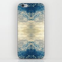 fractal iPhone & iPod Skins featuring Fractal by GBret
