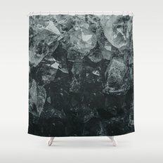 Dark Crystal Shower Curtain