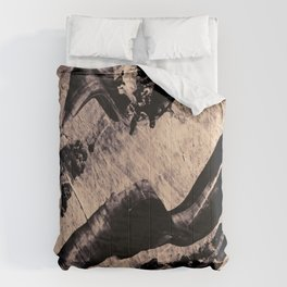 Abstract Expressionism Comforters