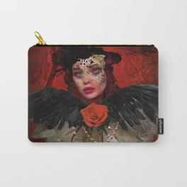 Just a Lady Carry-All Pouch