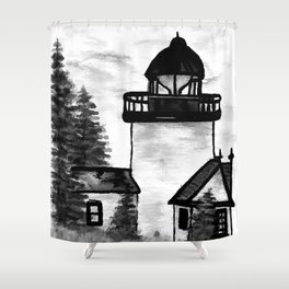 For A Child's Fantasy Shower Curtain