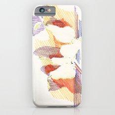 CRAYON LOVE - Shadows  iPhone 6s Slim Case