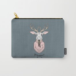 Epistolarus Lepus (brume) Carry-All Pouch