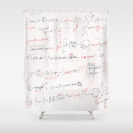 BCR #047 Shower Curtain