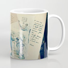 Austen Coffee Mug