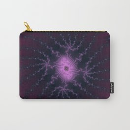Fractal Jellyfish Carry-All Pouch