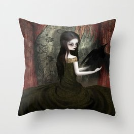 Lenore Throw Pillow