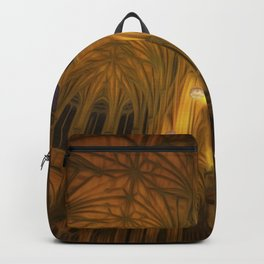 Cathedral Golden Light Backpack