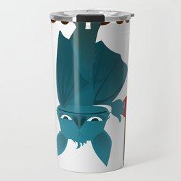 Bat Monday Travel Mug