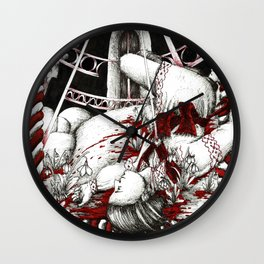 Martisor Wall Clock