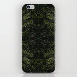 Denali Moss Mandala iPhone Skin