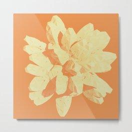 Late bloomer Metal Print
