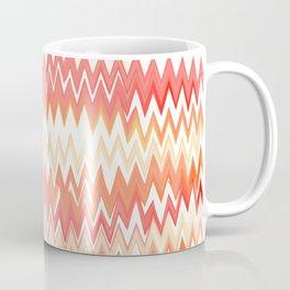 Messed Up Chevrons Coffee Mug