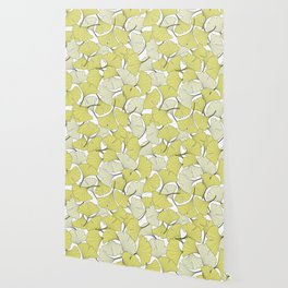 ginkgo leaves (special edition) Wallpaper