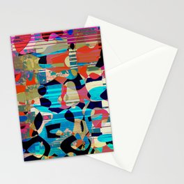 linear miro 4a Stationery Cards